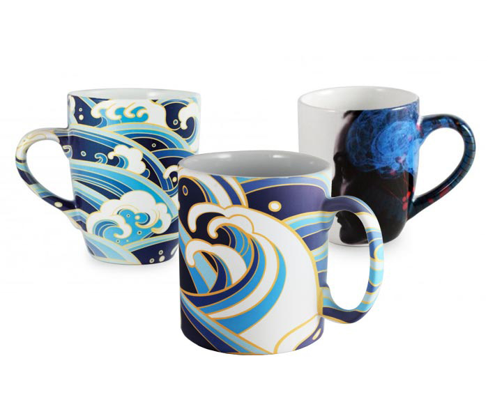Colour Fusion Mugs