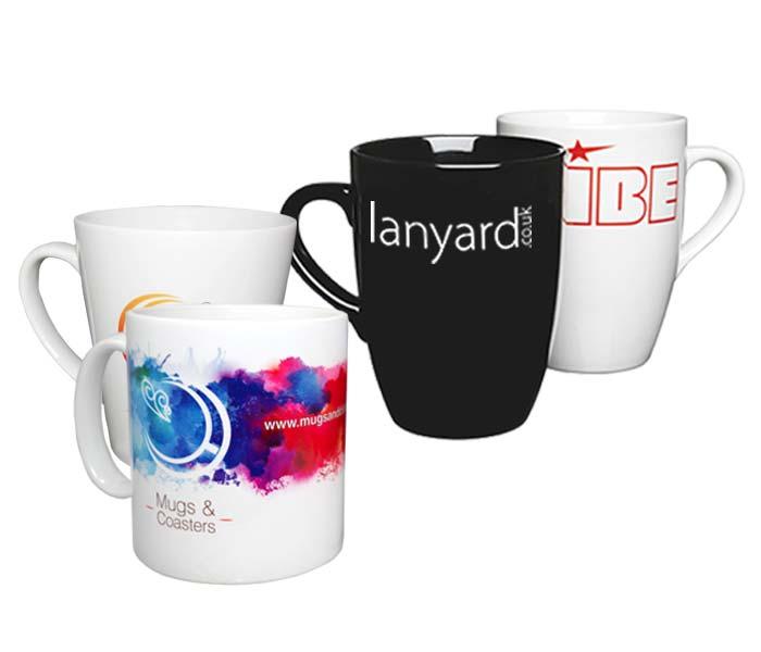 Standard Sized Mugs