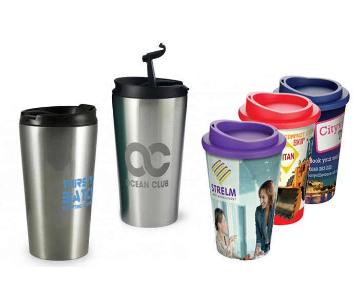 Reusable Travel Mugs