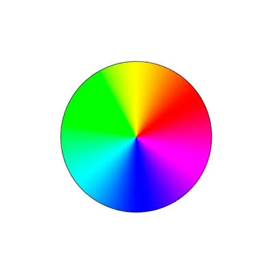 CMYK - Colour Options Icon