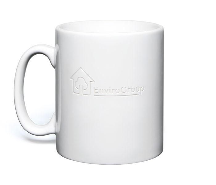 Durham Etched Mug