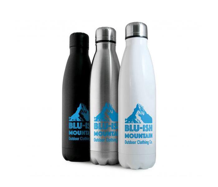 Eevo-Therm Printed Bottle