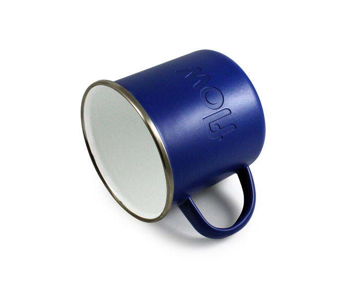 Enamel ColourFill Mug