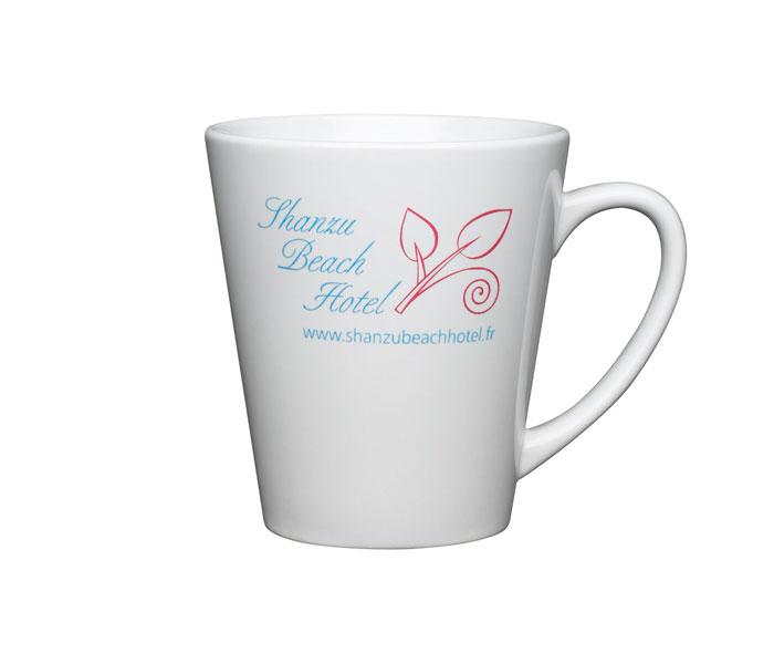 Latte Printed Mug