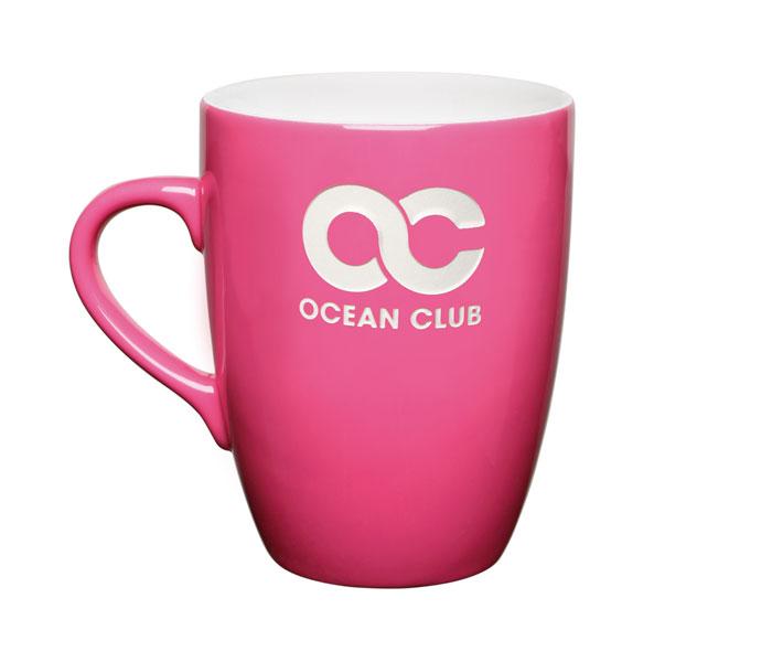 Marrow ColourCoat Etched Mug