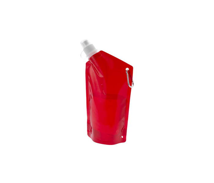 Red Cabo Foldable Water Bottle