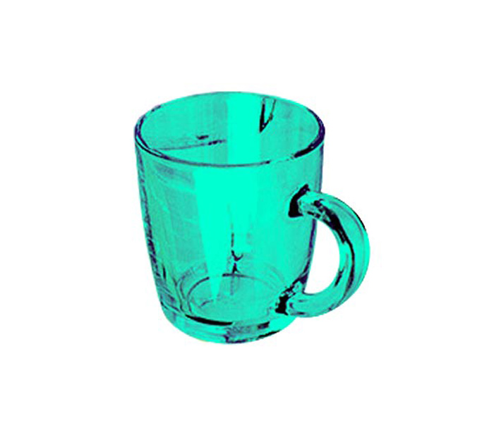 Roma Glass ColourCoat Mug