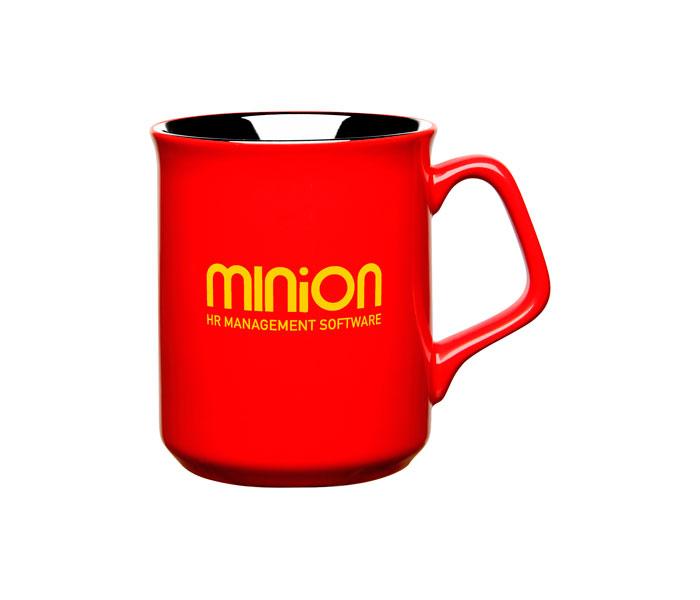 Sparta Glazed ColourCoat Mug