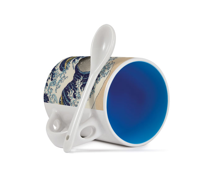 Spoon Inner ColourCoat Full Colour Mug